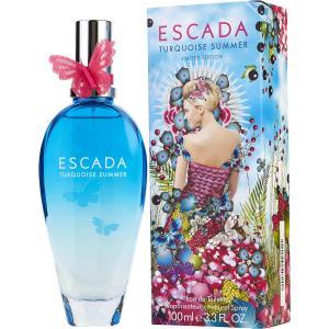 エスカーダ ターコイズ サマー EDT オードトワレ SP 100ml ESCADA TURQUOISE SUMMER EAU DE TOILETTE SPRAY|orchid