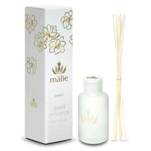 マリエオーガニクス トラベル リードディフューザー ピカケ 59ml Malie Organics Travel Reed Diffuser pikake|orchid