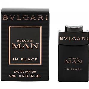 ブルガリ マン イン ブラック EDP オードパルファム 5ml BVLGARI MAN BVLGARI MAN IN BLACK EAU DE PARFUM|orchid