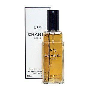 シャネル No.5 レフィル EDT 100ml CHANEL NO 5 BY CHANEL EDT SPRAY REFILL 100ML|orchid