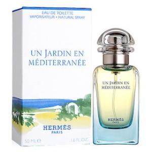 エルメス 地中海の庭 EDT オードトワレ SP 50ml HERMES UN JARDIN EN MEDITERRANEE EAU DE TOILETTE SPRAY orchid