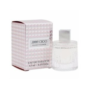 ジミーチュウ イリシット フラワー EDT 4.5ml JIMMY CHOO ILLICIT FLOWER EAU DE TOILETTE MINIATURE|orchid