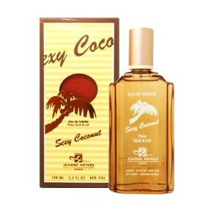 ジャンヌアルテス セクシー ココナッツ EDT オードトワレ SP 100ml JEANNE ARTHES SEXY COCONUT POUR ELLE AND LUI EAU DE TOILETTE SPRAY|orchid