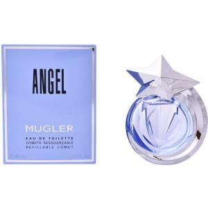 テュエリーミュグレー エンジェル (レフィラブル) EDT  SP 40ml THIERRY MUGLER ANGEL THE REFILLABLE|orchid