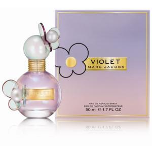 マークジェイコブス ヴァイオレット EDP オードパルファム SP 50ml MARCJACOBS VIOLET EAU DE PARFUM SPRAY|orchid