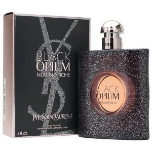 イヴサンローラン ブラック オピウム ニュイブランシェ EDP 90ml イブサンローラン  YSL YVES SAINT LAURENT BLACK OPIUM NUIT BLANCHE|orchid