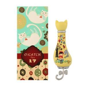 オーキャッチ ザ・プリティーキャット ドリーミング17 (セブンティーン) イエロー EDP SP 50ml O!CATCH THE PRETTY CAT DREAMING 17 YELLOW EDP SP|orchid