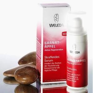 ヴェレダ ザクロ セラム 30ml (美容液) WELEDA Weleda Pomegranate Firming Face Serum orchid