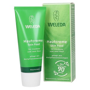 ヴェレダ スキンフードクリーム 75ml WELEDA Weleda Skin Food to dry or rough skin|orchid