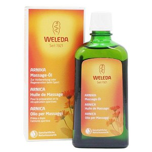 ヴェレダ アルニカ マッサージオイル 50ml WELEDA ARNICA MASSAGE OIL SOOTHING AND WARMING SKIN CARE|orchid