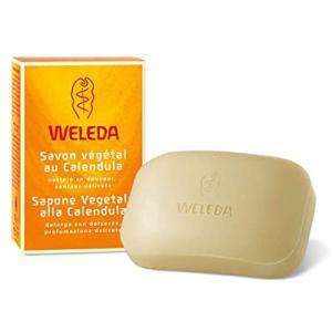 ヴェレダ カレンドラ ベビー ソープ 100g WELEDA CALENDULA SOAP|orchid