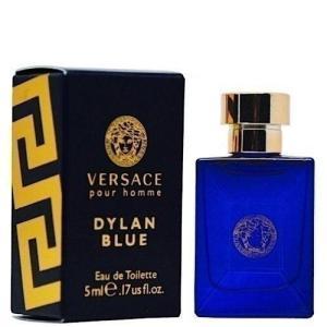 ヴェルサーチ (ベルサーチ) ディラン ブルー EDT オードトワレ 5ml GIANNI VERSACE DYLAN BLUE EAU DE TOILETTE|orchid