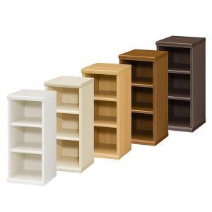 本棚 書棚 飾り棚 整理棚 レディメイドラック 幅28.6 奥行31 高さ60cm|ordershunostyle