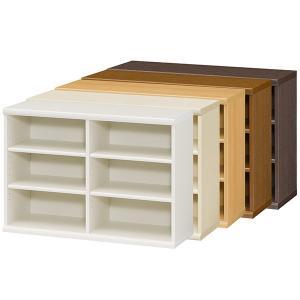 本棚 書棚 飾り棚 整理棚 レディメイドラック 幅86.5 奥行31 高さ60cm|ordershunostyle