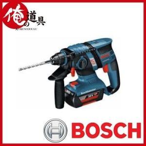 【ボッシュ】 バッテリーハンマードリル(SDSプラスシャンク) GBH 36V-ECY