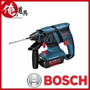 【ボッシュ】 バッテリーハンマードリル(SDSプラスシャンク) GBH 36V-LIY