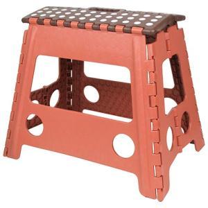 ★5000円以上で送料無料★ 簡単に開いて使える、簡単に閉じてしまえる便利な折りたたみ踏み台です。 ...