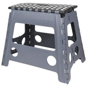 簡単に開いて使える、簡単に閉じてしまえる便利な折りたたみ踏み台です。 ●使用時サイズ:W480×D3...