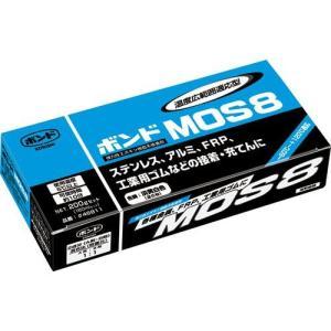 コニシ MOS8 弾性エポキシ接着剤/MOS8200_2088 容量(g):200|oretachi