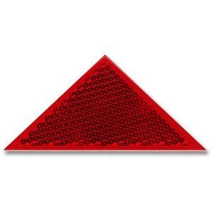 和気産業(株) リフレクター(反射板) 三角/Z-50 レッド/125×82×82mm oretachi