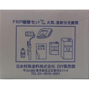 日本特殊塗料 FRP補修セットC