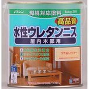 ●耐久性があり、低臭で安全な扱いやすい屋内用ニス。 ●容量と塗り面積(2回塗り)300ml 約3.5...