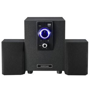 AudioComm 2.1chスピーカーシステム 590Z/ASP-590Z|oretachi