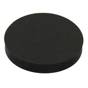 光 天然ゴム板/GR10-70 黒/70丸×10mm|oretachi