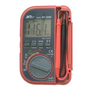 MT ポケットデジタルマルチメータ/MT-4090 oretachi