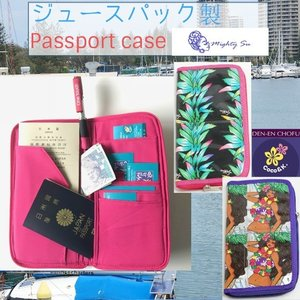 Mighty Su マイティー スー ハワイアングッズ 目立つ パスポートケース お財布 Coco&K.|oretrose-coco-k