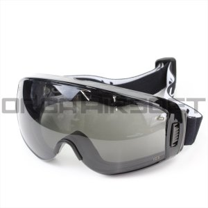 bolle ボレーセーフティ PILOT 2 SMOKE LENS TOP VENT CLOSED|orga-airsoft