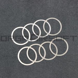 LAYLAX バレルナット調整用シムリング 0.5mm|orga-airsoft