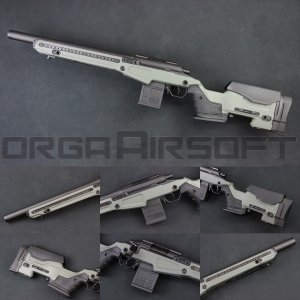 ACTION ARMY T10(Tactical10) S スナイパーライフル RG orga-airsoft