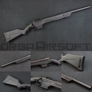 ACTION ARMY T11 スナイパーライフル BK (AAC T11)|orga-airsoft
