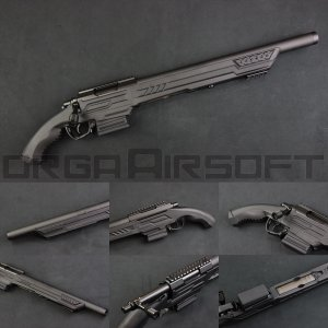 ACTION ARMY T11S スナイパーライフル BK (AAC T11S)|orga-airsoft