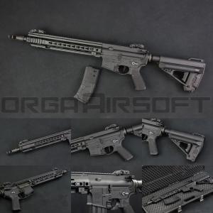 VFC Avalon CALIBUR Carbine 電動ガン BK (ケース付DX/JP Ver)|orga-airsoft