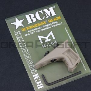 実物 BCM GUNFIGHTER KAG-MCMR FDE|orga-airsoft