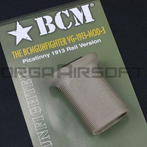 実物 BCM GUNFIGHTER VG-1913 Mod3 FDE ピカテニー orga-airsoft