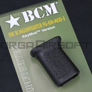 実物 BCM GUNFIGHTER VG Mod3 BK KEYMOD orga-airsoft