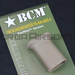 実物 BCM GUNFIGHTER VG Mod3 FDE KEYMOD orga-airsoft