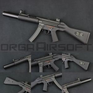 BOLT MP5SD5 電動ガン|orga-airsoft