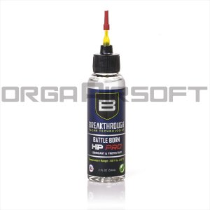 BREAKTHROUGH BATTLE BORN HPプロ ガンオイル 金属潤滑材 60ml|orga-airsoft