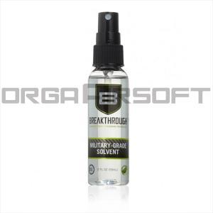 BREAKTHROUGH ミルスペック ガンクリーナー - 60ml|orga-airsoft