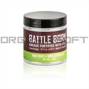 BREAKTHROUGH BATTLE BORN ガングリス シリンダー用 - 118ml ボトル|orga-airsoft