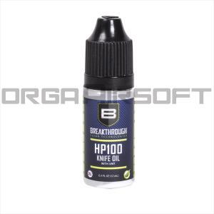 BREAKTHROUGH BATTLE BORN HP100 ナイフオイル - 12ml|orga-airsoft