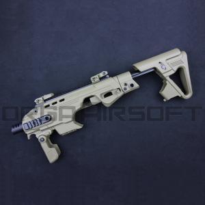CAA Airsoft RONI ピストルカービン コンバージョンキット M9/M9A1用 DE|orga-airsoft