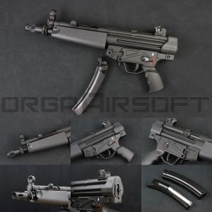 SRC SR5 AS MP5 CO2ガスブロ(COB-401TM) MP5 CO2GBB orga-airsoft