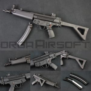SRC SR5 AF MP5 CO2ガスブロ(COB-404TM) MP5 CO2GBB orga-airsoft