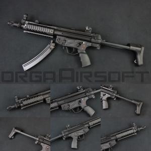 SRC SR5 TAC A3 MP5 CO2ガスブロ(COB-410TM) MP5 CO2GBB orga-airsoft