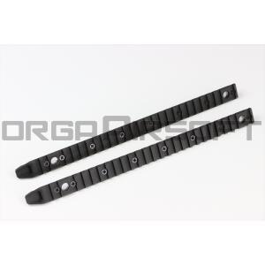 ダイタック URX4用 Full Side Rail|orga-airsoft